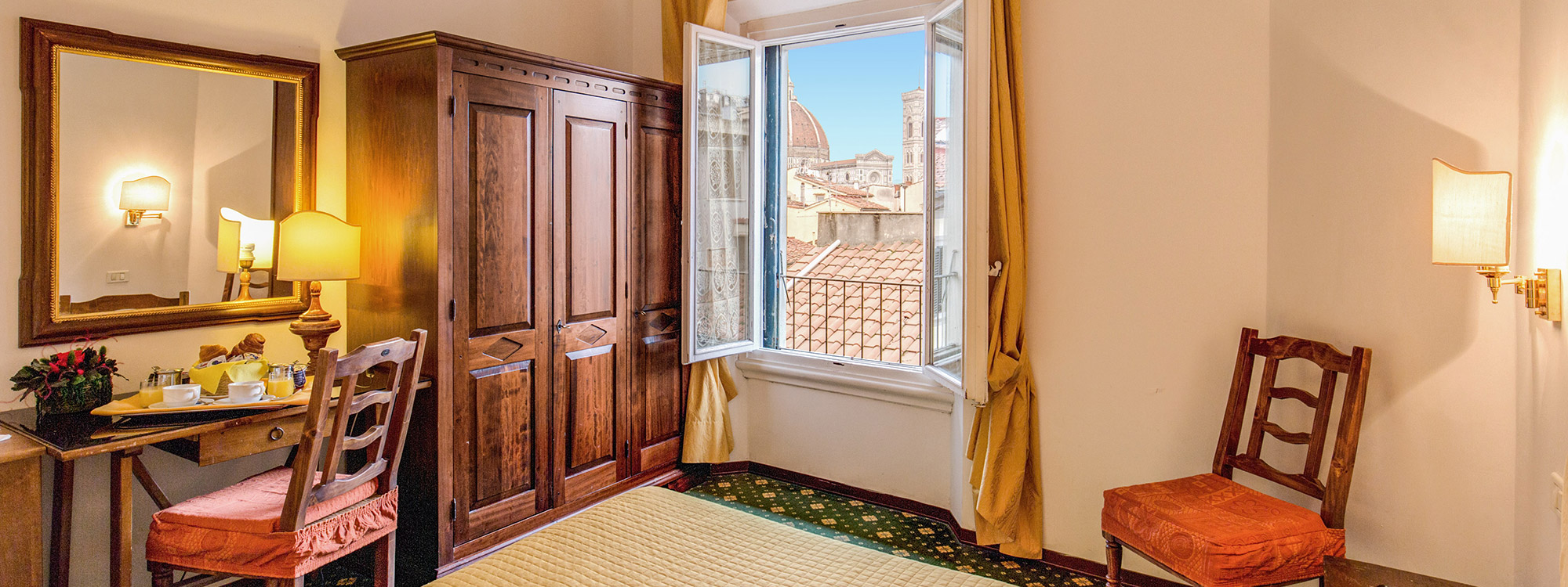 Hotel San Giorgio Y Olimpic Florencia Italia Cerca De La  # Muebles Firenze